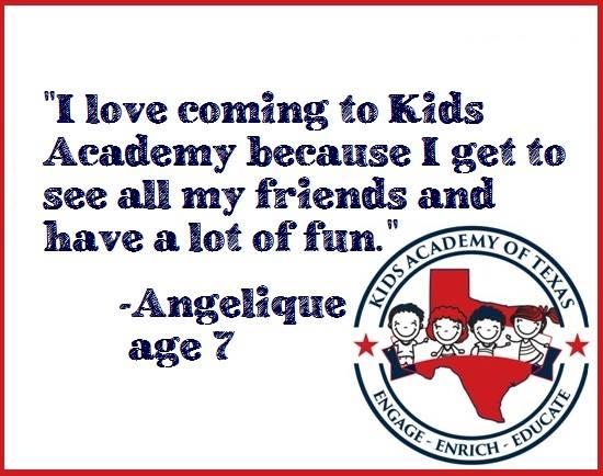 Angelique Age 7