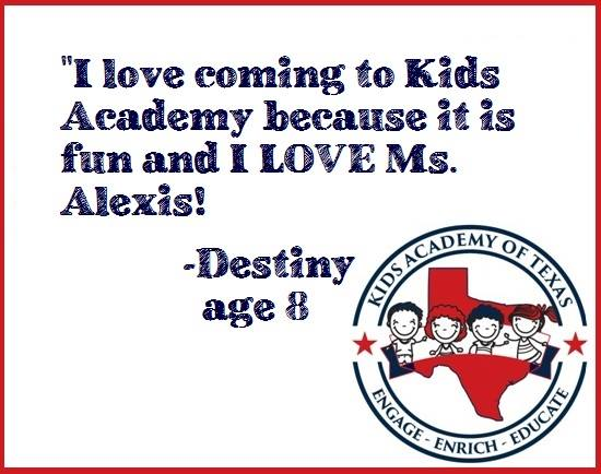Destiny Age 8